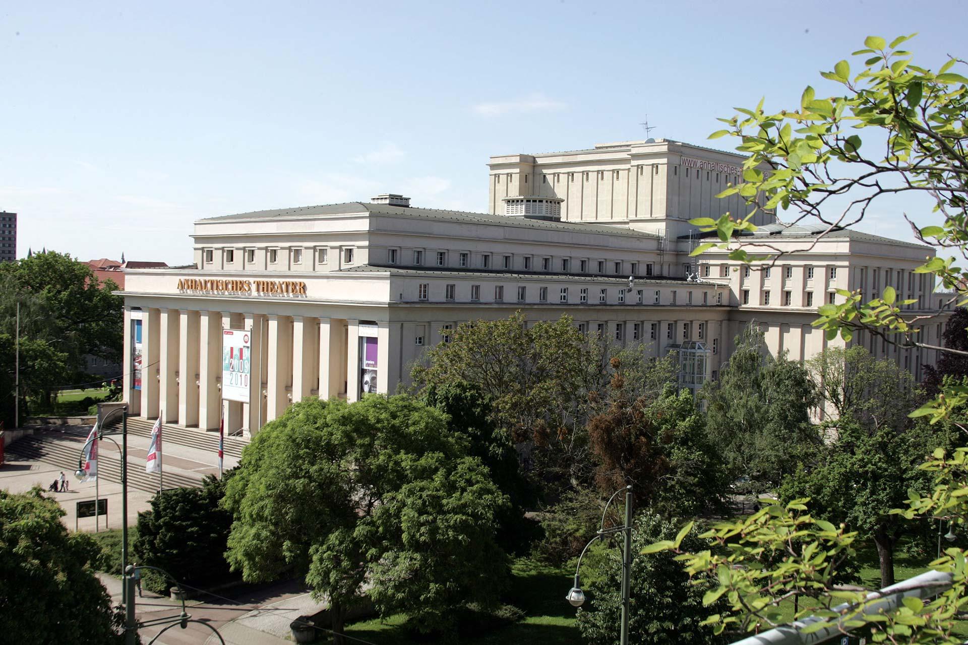 "Anhaltisches Theater Dessau – G.F.Händel ""Giulio Cesare in Egitto"" HWV 17 – Tolomeo"