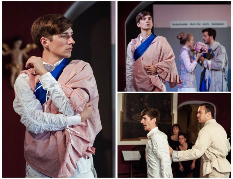 "2018 - G.F.Händel ""Imeneo"" (Tirinto), Regie: Anja-Christin Winkler Foto: Photografie Mimski"